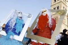 Karneval - Hallia VENEZIA Stockbild