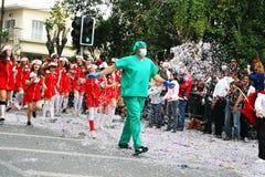 Karneval i Cypern Royaltyfria Bilder