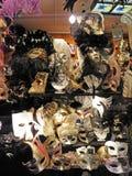 Karneval i Venedig, maskeringar, 1 Arkivfoton