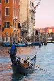 Karneval Italiens Venedig Lizenzfreies Stockbild