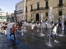 karneval malta Royaltyfri Bild