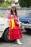 Karneval in Mexiko Lizenzfreie Stockbilder