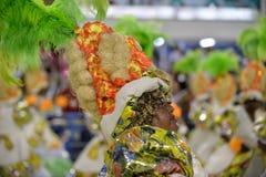 Karneval 2018 - Mocidade Independente de Padre Miguel Stockfotografie