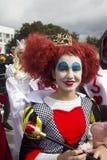 karneval portugal royaltyfri foto