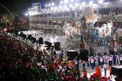 Karneval in Rio Stockbild