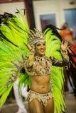 Karneval 2014 - Rio de Janeiro Royaltyfri Bild