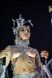 Karneval 2014 - Rio de Janeiro Arkivfoto