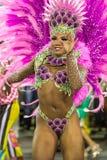 Karneval 2014 - Rio de Janeiro Fotografering för Bildbyråer