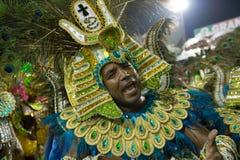 Karneval 2014 - Rio de Janeiro Stockfoto