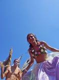 Karneval in Rio de Janeiro Stockbild