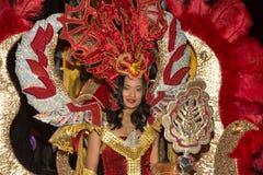 Karneval Sao Nicolau, Kap-Verde lizenzfreies stockfoto