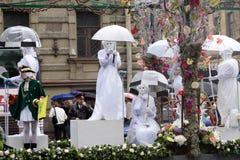 Karneval in St Petersburg Lizenzfreie Stockbilder