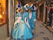 Karneval in Venedig Lizenzfreie Stockfotografie