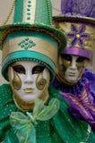 Karneval venice 26 Arkivfoto