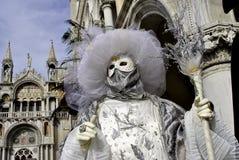 karneval venice Arkivbild