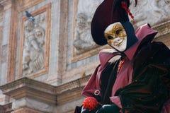 karneval venice Royaltyfri Fotografi
