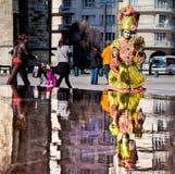 Karneval Venitien d Annecy 2012 Lizenzfreie Stockfotografie