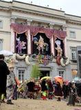` Karneval ` Voil Jeanettenstoet Lizenzfreie Stockbilder