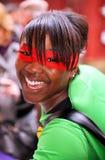Karneval von Cadiz, Andalusien, Spanien Stockfotografie