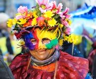 Karneval von Paris 2011 Lizenzfreie Stockfotografie