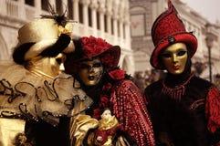 Karneval von Venedig Lizenzfreies Stockfoto