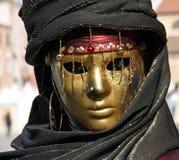 Karneval von Venedig 2009 Stockbild