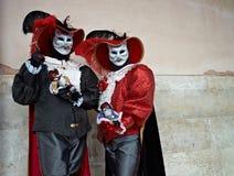 Karneval von Venedig Stockbild