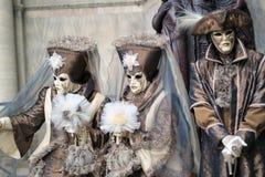 Karneval von Venedig Lizenzfreie Stockbilder