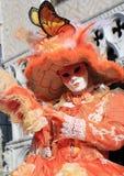 Karneval von Venedig Stockfotografie