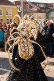 Karneval von Villach lizenzfreies stockbild