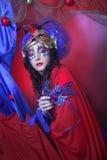 Karnevalbild. Royaltyfri Fotografi