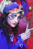 Karnevalbild. Royaltyfria Bilder