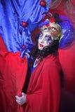 Karnevalbild. Royaltyfri Foto