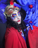 Karnevalbild Royaltyfri Bild