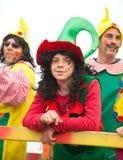 karnevalcorralejo Royaltyfria Bilder