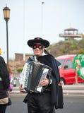 karnevalcorralejo Arkivbilder