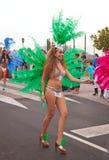 karnevalcorralejo Royaltyfri Bild