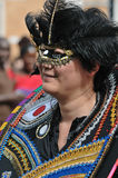 karnevaldansarekull london som notting Arkivbilder