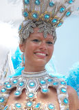 karnevalet 2011 copenhagen ståtar Royaltyfri Foto