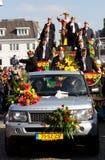 karnevalet 2011 maastricht ståtar Royaltyfria Bilder