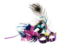 Karnevalet maskerar Arkivfoto