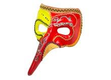 Karnevalet maskerar Royaltyfria Foton