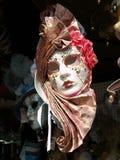 karnevalet maskerar venice Fotografering för Bildbyråer