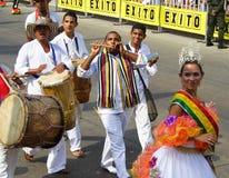 karnevalet ståtar Royaltyfria Foton
