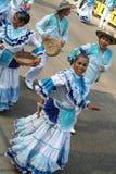karnevalet ståtar Royaltyfri Bild