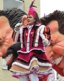 Karnevalet 2014 ståtar Aalst Royaltyfri Bild