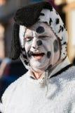 Karnevalet ståtar Nuremberg, Tyskland Fotografering för Bildbyråer