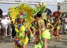 Karnevalfärger Royaltyfria Bilder