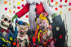Karnevalfasamaskering 2014 Royaltyfria Bilder
