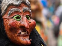 karnevalfasnachttysk Arkivfoton